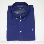 **หมดชั่วคราวค่ะ เดี๋ยวมีมาเพิ่ม** Polo by ralph lauren Blake shirt Col : reactive blue