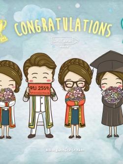 Congrats [Made to Order]
