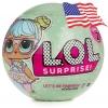 LA001 (งานแท้) L.O.L Surprise Series 2 ตุ๊กตาเซอร์ไพร์ส 7 ชั้น
