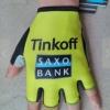 ถุงมือปั่นจักรยาน Tinkoff 2017