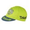 หมวกแก๊ป จักรยาน Tinkoff 2017