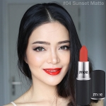 Mee Hydro Matte Lip Color #04 Sunset Matte
