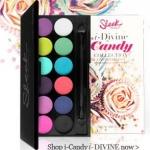 SLEEK i-Divine Candy Collection #871 i-Candy **Limited Edition พาเลทอายแชโดว์สีลูกกวาดสดใส