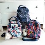 กระเป๋าเป้ Kipling รุ่น City Pack ไซส์ S ขนาดมินิแบบเล็กกะทัดรัด