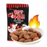 M129 Spicy Turkey Almond Nuts อัลมอนต์ รสไก่เผ็ดเกาหลี