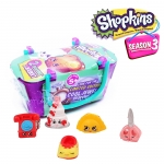 SS004 (งานเทียบ) Shopkins Surprise Pack seasons 3 (ช้อปกิ้นส์ ซีซั่น3) Shopkins 1 ตะกร้า มี 2 ตัว