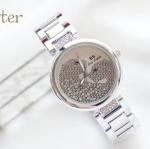 นาฬิกา BS ยี่ห้อแท้ BEE SISTER (BS) แท้ จากเกาหลีค่ะ ยี่ห้อนี้กันน้ำ สายเลส