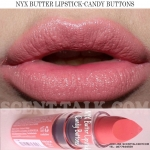 NYX Butter lipstick #Candy Buttons
