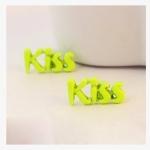 ต่างหู Kiss