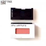 Shu Uemura Glow onl blush/refill #P medium peach 560 & Case