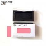 Shu Uemura Glow onl blush/refill #P medium pink 365 & Case