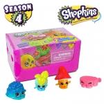 SS005 (งานเทียบ) Shopkins Surprise Pack seasons 4 (ช้อปกิ้นส์ ซีซั่น3) Shopkins 1 ตะกร้า มี 2 ตัว