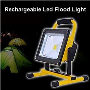 Rechangeable LED Flood Light