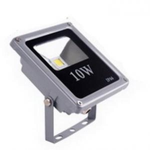 สปอร์ตไลท์ LED ส่องป้าย ส่งอาคาร FLOOD LIGHT FLAT PANEL 10W