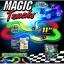 BO140 รถแข่ง Magic Tracks grow in the dark ปาร์ตี้เกมส์ แฟมิลี่เกมส์ เกมส์บอร์ด เล่นสนุก กับเพื่อนๆ thumbnail 1
