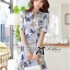 DR-LR-181 Lady Rita Feminine Floral Blooming Dress thumbnail 5