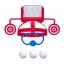 BO150 Dunk Hat Game เกมส์ ปาเป้าเปียกแน่ แฟมิลี่ เกมส์เล่นสนุกนาน กับเพื่อนๆ และ ครอบครัว thumbnail 4