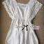 DR-LR-119 Lady Virginia Sweet Elegant Cotton Lace Dress thumbnail 15