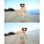 SM-V1-054 ชุดว่ายน้ำแฟชั่น คนอ้วน เด็ก ดารา thumbnail 6