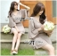 DR-LR-294 Lady Jane Classic Glam Smock Chiffon Dress in Beige thumbnail 9