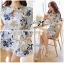 DR-LR-181 Lady Rita Feminine Floral Blooming Dress thumbnail 7