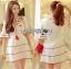 Sretsis Amorita Floral Embroidered Dress with Tassels L251-75C05 thumbnail 4