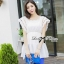 DR-LR-119 Lady Virginia Sweet Elegant Cotton Lace Dress thumbnail 5
