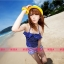 SM-V1-038 ชุดว่ายน้ำแฟชั่น คนอ้วน เด็ก ดารา thumbnail 7