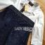 Lady Alisa Smart Chic Embellished Cotton and Denim Shirt Dress L212-75C03 thumbnail 7