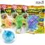 Z048 Dinosaur-Balloon-Ball บอล ไดโนเสาร์ เป่าลม ไทรเซอราทอปส์ 1 ชิ้น คละสี thumbnail 1