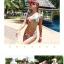 SM-V1-136 ชุดว่ายน้ำแฟชั่น คนอ้วน เด็ก ดารา thumbnail 5