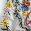 Sretsis Amorita Floral Embroidered Dress with Tassels L251-75C05 thumbnail 17