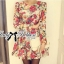 DR-LR-047 Lady Jida Nasty Floral Mini Dress thumbnail 8