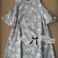 DR-LR-288 Lady Jenna Cut-Out Floral Print Baby Blue Flared Dress thumbnail 17