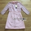 Lauren Holiday Look Guipure Lace Dress in Pink L248-7514 thumbnail 11