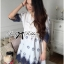 Lady Sweet Vintage Insert Lace Embroidered Cotton Dress thumbnail 7