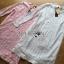 Lady Nara Classic Striped High-Neck Lace Dress L234-79C02 thumbnail 17