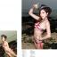 SM-V1-119 ชุดว่ายน้ำแฟชั่น คนอ้วน เด็ก ดารา thumbnail 6