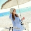 DR-LR-221 Lady Jeanine Baby Blue Sweater and Dress Set thumbnail 3
