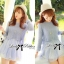 DR-LR-221 Lady Jeanine Baby Blue Sweater and Dress Set thumbnail 1