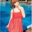 SM-V1-144 ชุดว่ายน้ำแฟชั่น คนอ้วน เด็ก ดารา thumbnail 1