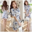 DR-LR-181 Lady Rita Feminine Floral Blooming Dress thumbnail 4