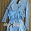 DR-LR-221 Lady Jeanine Baby Blue Sweater and Dress Set thumbnail 14
