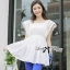 DR-LR-119 Lady Virginia Sweet Elegant Cotton Lace Dress thumbnail 1