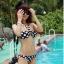 SM-V1-121 ชุดว่ายน้ำแฟชั่น คนอ้วน เด็ก ดารา thumbnail 2