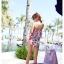 SM-V1-028 ชุดว่ายน้ำแฟชั่น คนอ้วน เด็ก ดารา thumbnail 7