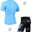 ชุดปั่นจักรยาน SKY BLUE ขนาด XXXL พร้อมส่งทันที ฟรี EMS thumbnail 2