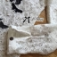 Lady Ana Butterfly Embroidered Guipure Lace Shirt Lace L157-65C04 thumbnail 5