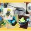 K245 Putty Slime สไมล์อเมริกา แม่เหล็ก รุ่นกากเพชร ขนาด 65 กรัม สีน้ำเงิน thumbnail 10