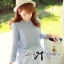 DR-LR-221 Lady Jeanine Baby Blue Sweater and Dress Set thumbnail 6